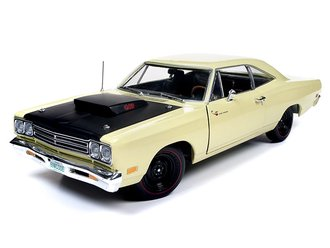 "1969½ Plymouth Road Runner Coupe ""Class of 1969"" Limited Edition Run (Sunfire Yellow)"