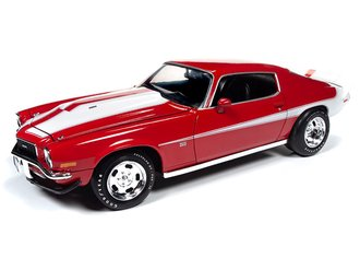 "1:18 1971 Chevy Camaro ""Baldwin Motion Phase III"" (Cranberry Red)"