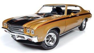 "1:18 1971 Buick GSX Hardtop ""MCACN"" (Cortez Gold)"