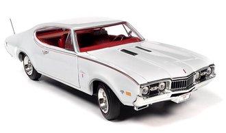 "1968 Oldsmobile Cutlass S W31 ""MCACN"" (White)"