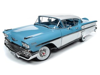 1958 Chevy Bel Air Impala (Cashmere Blue)