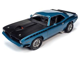 1970 Plymouth AAR 'Cuda 340 Six-Pack (Blue Fire Metallic)
