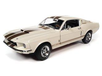 1:18 1967 Shelby GT-350 (Wimbledon White)