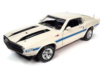 "1970 Shelby GT-500 ""Class of 1970"" (Wimbledon White)"