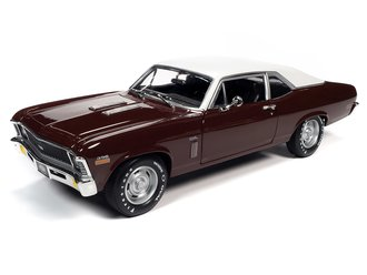 "1970 Chevrolet Nova SS 396 ""MCACN & Class of 1970"" (Black Cherry)"