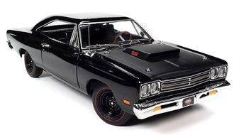 """1969½ Plymouth RR Hardtop """"MCACN"""" (Black Velvet)"""