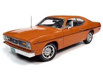 """1970 Plymouth Duster 2-Door Coupe """"Class of 1970"""" (EK2 Vitamin C Orange)"""