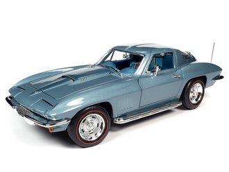 """1967 Chevrolet Corvette Hardtop """"MCACN"""" (Elkhart Blue)"""