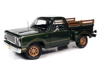 1977 Dodge Pickup Step Side Warlock (Medium Green Sunfire Poly)