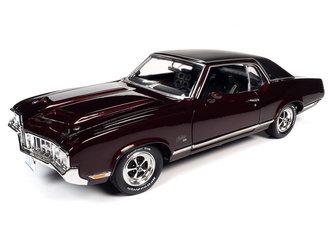 "1970 Oldsmobile Cutlass SX ""Class of 1970"" (Burgundy Mist)"
