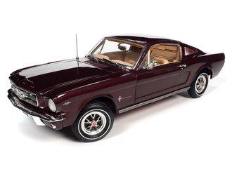 1965 Ford Mustang 2+2 (Vintage Burgundy)