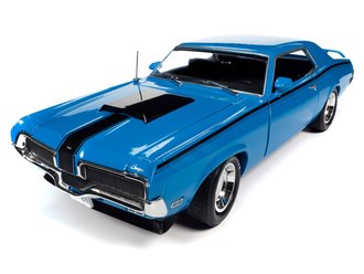 "1970 Mercury Cougar Hardtop ""MCACN"" (Competition Blue)"
