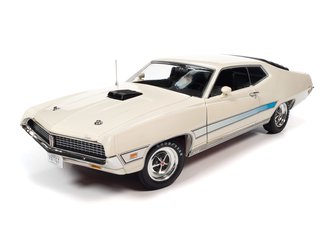 "1971 Ford Torino GT ""Class of 1971"" (Wimbledon White)"
