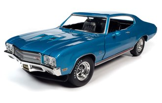 "1971 Buick Grand Sport Stage 1 ""Class of 1971"" (Stratomist Blue)"