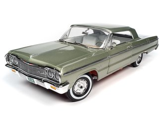 1964 Chevy Impala SS 409 (Hardtop) (Meadow Green)