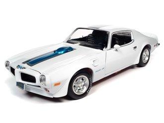 """1971 Pontiac Firebird Trans Am """"Class of 1971"""" (Cameo White)"""