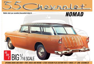 1:16 1955 Chevy Nomad Wagon (Big Model Kit)