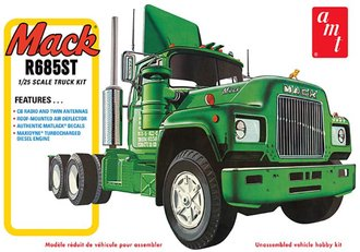 1:25 Mack R685ST Semi Tractor (Model Kit)