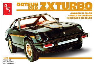 1:25 1980 Datsun ZX Turbo (Model Kit)