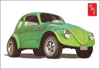 """1:25 Volkswagen Beetle """"Superbug Gasser"""" (Model Kit)"""