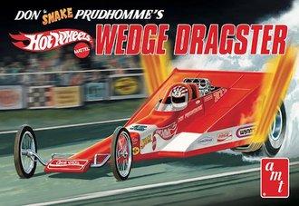 "1:25 Coca-Cola Don ""Snake"" Prudhomme Wedge Dragster (Model Kit) (Hot Wheels)"