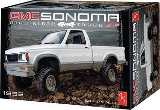 1:25 1993 GMC Sonoma 4x4 (Model Kit)