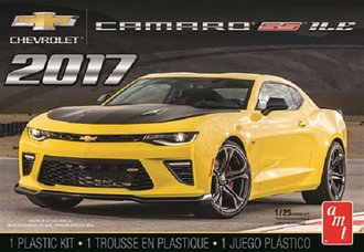 1:25 2017 Chevy Camaro SS 1LE (Model Kit)
