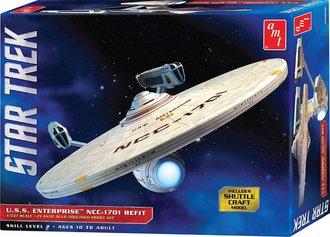 Star Trek USS Enterprise Refit (Model Kit)