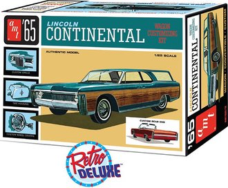 1:25 1965 Lincoln Continental (Model Kit)