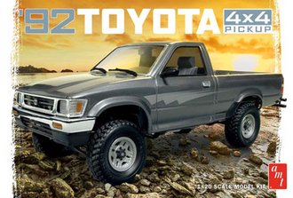 1:20 1992 Toyota 4x4 Pickup (Model Kit)