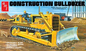 1:25 Construction Bulldozer (Model Kit)