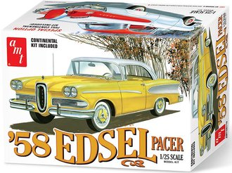 1:25 1958 Edsel Pacer (Model Kit)