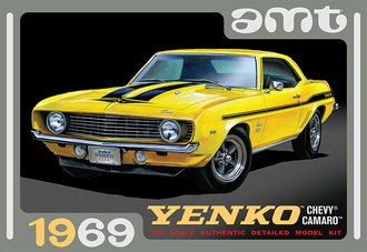 1969 Chevy Camaro Yenko (Model Kit)