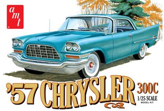 1:25 1957 Chrysler 300 (Model Kit)