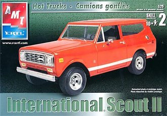 1:25 International Scout II (Model Kit)