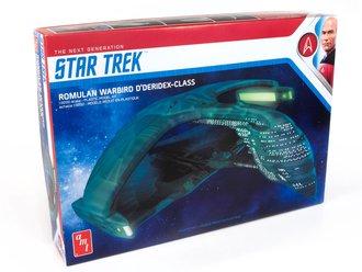 Star Trek Romulan Warbird (Model Kit)