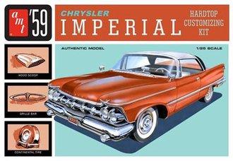 1:25 1959 Chrysler Imperial (Model Kit)