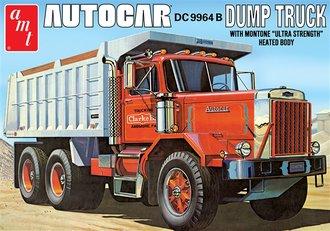 1:25 Autocar DC9964B Dump Truck (Model Kit)