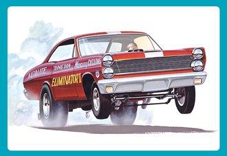 "1967 Mercury Cyclone Eliminator II ""Dyno Don Nicholson"" (Model Kit)"