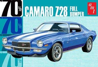 """1:25 1970 Camaro Z28 """"Full Bumper"""" (Model Kit)"""