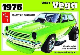 1:25 1976 Chevy Vega Funny Car (Model Kit)