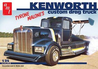 1:25 Tyrone Malone's Bandag Bandit Custom Drag Kenworth (Model Kit)