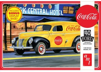 "1940 Ford Sedan Delivery ""Coca-Cola"" (Model Kit)"