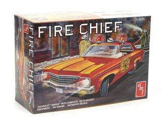 1970 Chevy Impala Fire Chief (Model Kit)