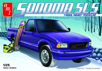 1995 GMC Sonoma Pickup 2T (Model Kit)