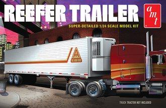 1:24 Reefer Semi Trailer (Model Kit)