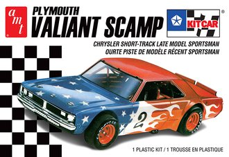 Plymouth Valiant Scamp Kit Car 2T (Model Kit)