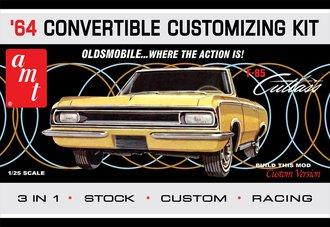 1964 Olds Cutlass F-85 Convertible (Model Kit)