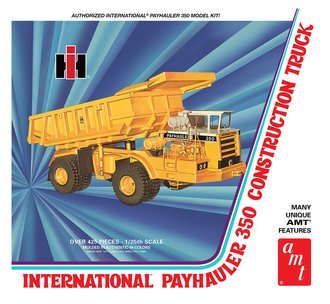 International Payhauler 350 Construction Dump Truck (Model Kit)