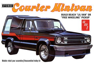 1:25 1978 Ford Courier Minivan (Model Kit)
